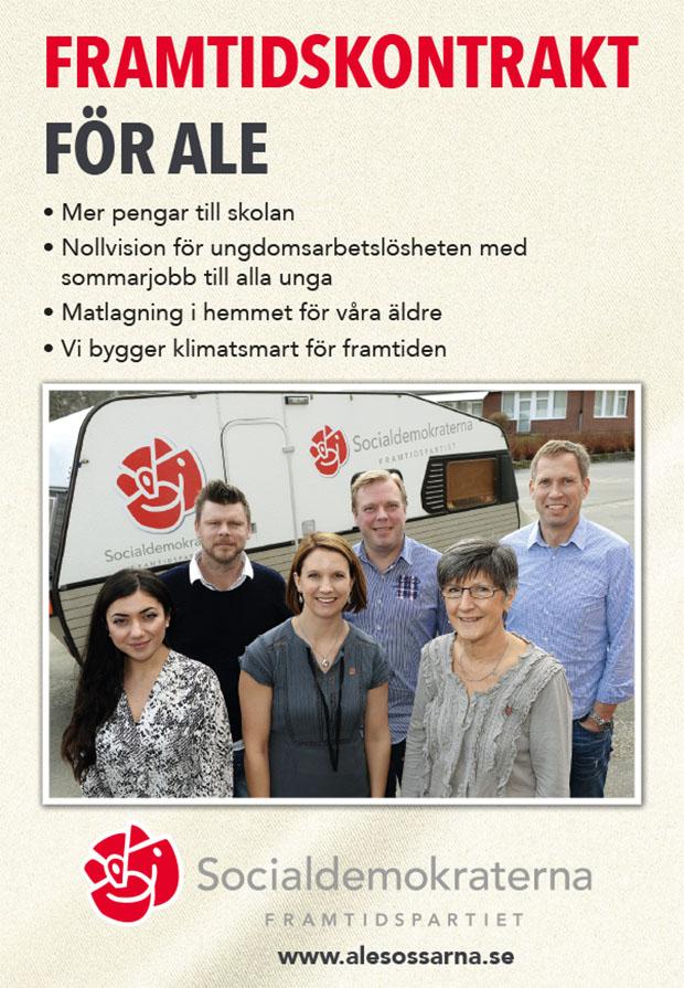 Framtidskontrakt Socialdemokraterna i Ale-1