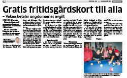 Alekuriren-v43-2014-sid-18 gratis fritidsgårdskort till alla
